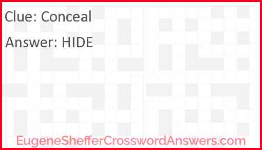 Conceal Answer
