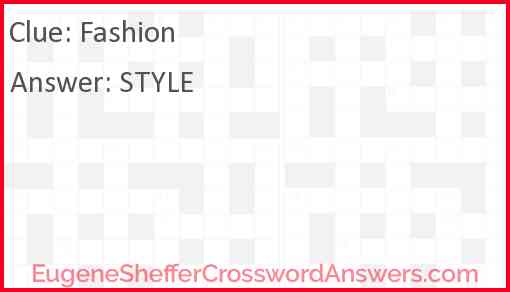 Fashion Answer